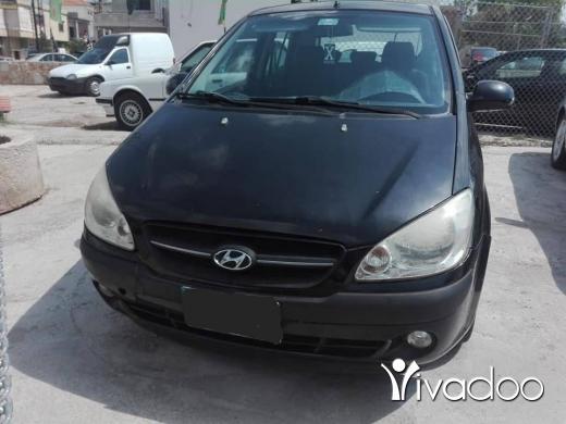 Hyundai in Nabatyeh - getz 2009