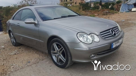 Mercedes-Benz in Damour - Clk 320 model 2004