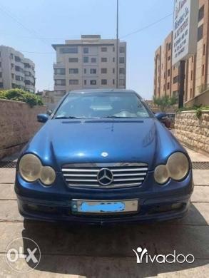 Mercedes-Benz in Beirut City - Mercedes c 230 komp