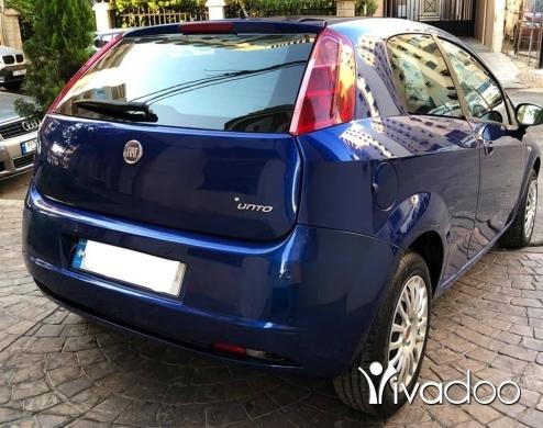 Fiat in Tripoli - Fiat Ponto Model 2010 otomatic ac abs