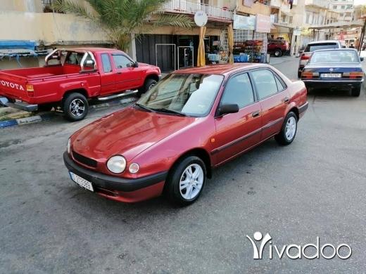 Toyota in Port of Beirut - Toyota corola 1999