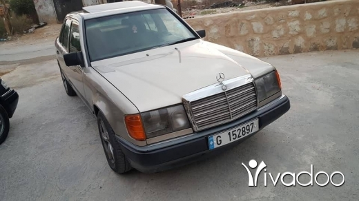 Mercedes-Benz in Nabatyeh - mercedes