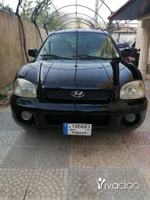 Hyundai in Beirut City - Hyundai santafe 2001 4 weel 70975966