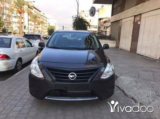 Nissan in Beirut City - Nissan sunny 2016 automatic airbag, abs, 52000 km excellent condition☎️☎️