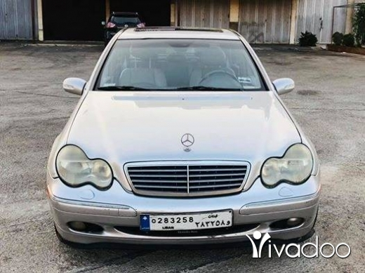 Mercedes-Benz in Jbeil - mercedes c320 2001 full options for inf: 71010821