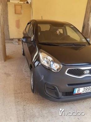 Kia in Tripoli - للبيع سيارة كيا بيكانتو موديل 2015 دفتر 2019ماعليه ميكانيك