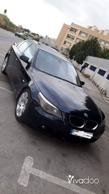 BMW in Tripoli - ٥٣٠ ٢٠٠٥ خارقة