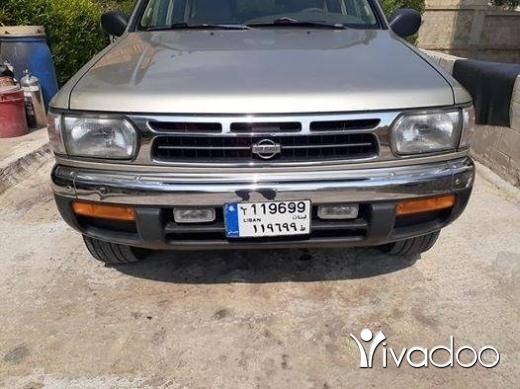 Nissan in Tripoli - رنج