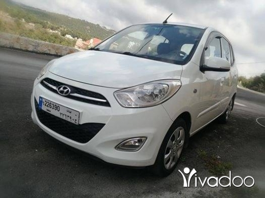 Hyundai in Jbeil - I10 2013 full vitess
