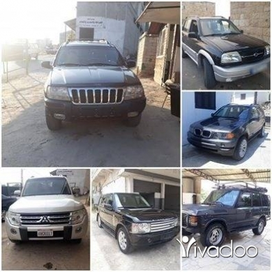 Jeep in Zgharta - Geitani cars . Range 4 sale . ☎️ 03934993