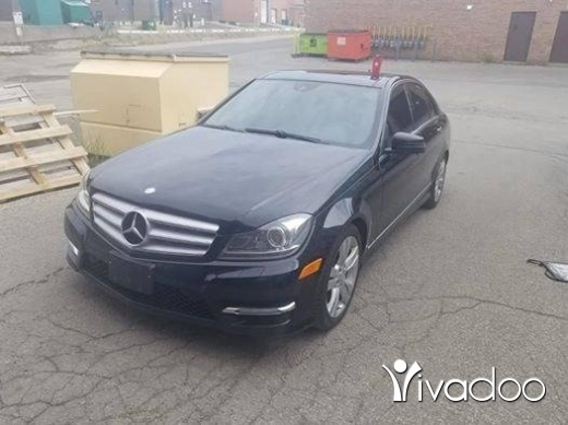 Mercedes-Benz in Zahleh - C300 model 2012 clean carfax and full options ☎️76870244