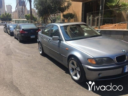 BMW in Baabda - New boy 325i 2004 للمداكشة
