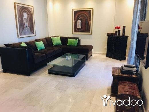 Apartments in Rawche - A furnished 240 m2 apartment for rent in Central Beirut