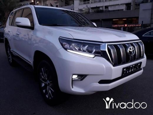 Toyota in Beirut City - TOYOTA PRADO 2012