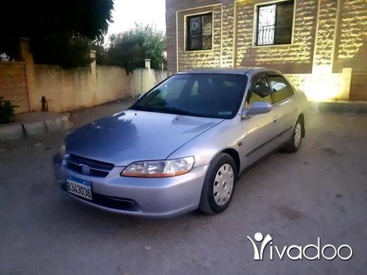 Honda in Port of Beirut - هوندا اكورد موديل ١٩٩٨