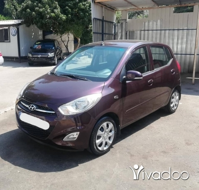 Hyundai in Beirut City - I 10 2013 Full options very clean
