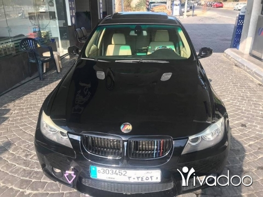 BMW in Sin el-Fil - bm 325i 2006 look m3