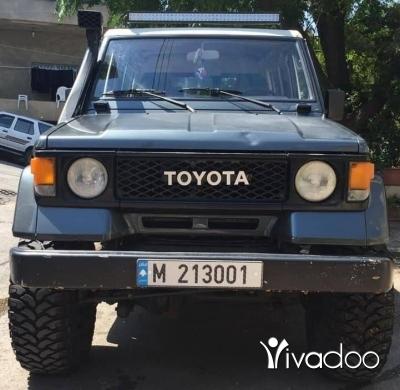 Toyota in Beirut City - Totyota land cruiser nod 1990 4cylinder.70455414