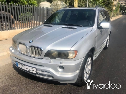 BMW in Dbayeh - BMW X5 2001