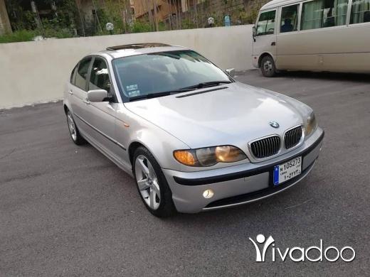 BMW in Beirut City - New boy 325 2002