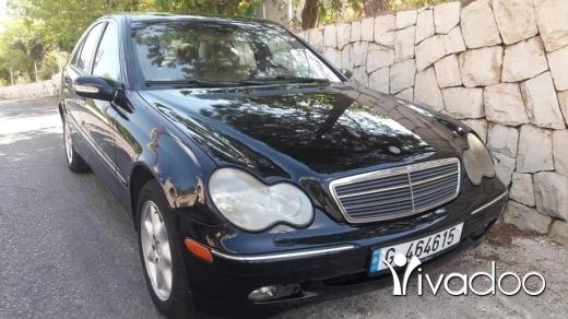 Mercedes-Benz in Zgharta - C 240 model 2001