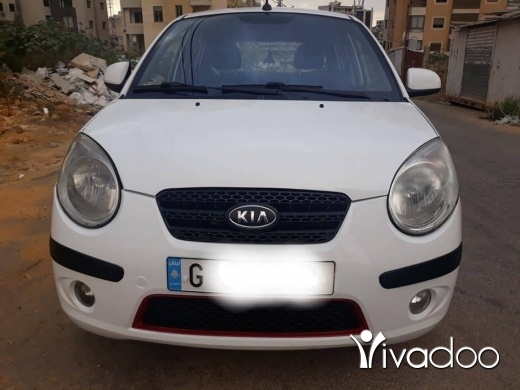Kia in Port of Beirut - Picanto 2011