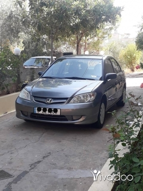 Honda in Barsa - honda civic 2004