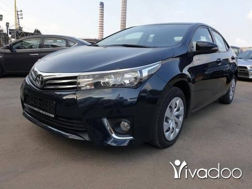 Toyota in Port of Beirut - 2016 Toyota Corolla