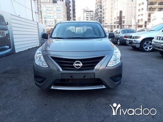 Nissan in Beirut City - Nissan sunny model: 2015