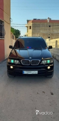 BMW in Beirut City - X5 model 2003