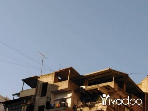 Apartments in Tripoli - سطح للبيع طابق الخامس مساحة 145 متر.
