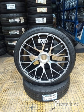 Replacement Parts in Port of Beirut - tires