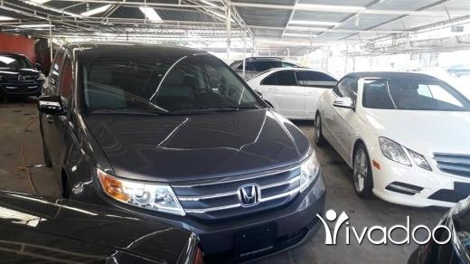 Honda in Halba - odyssey 2012
