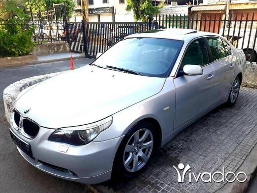BMW in Beirut City - BMW 530i [hidden information]km من دون حوادث سوبر نضيفي
