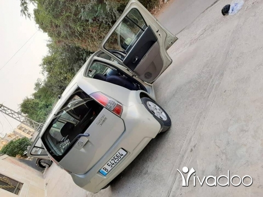 Daihatsu dans Tripoli - دايهاتسو سيريون ٢٠٠٦