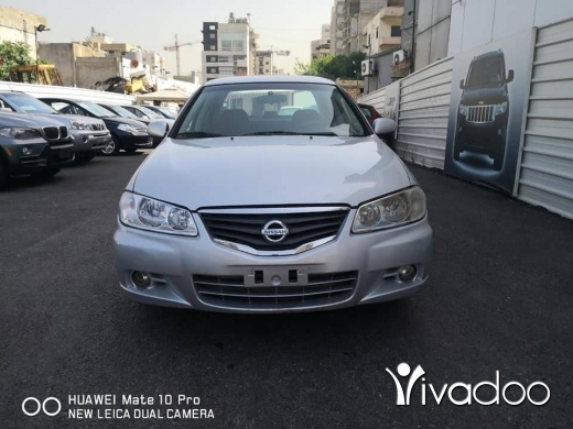 Nissan in Beirut City - Nissan sunny ex saloon model: 2010