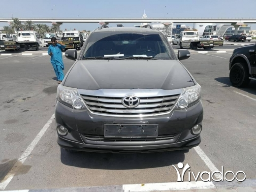 Toyota in Beirut City - Coming soon Toyota fortuner 2014 v6