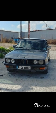 BMW in Port of Beirut - سيارة
