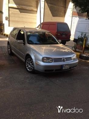 Volkswagen in Beirut City - Golf 4 s3er mo8re