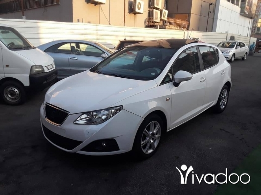Seat in Beirut City - Seat ibiza model: 2010 ( one owner)