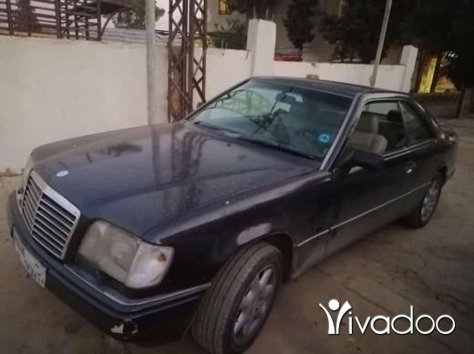 Mercedes-Benz in Port of Beirut - سيارة مرسيدس
