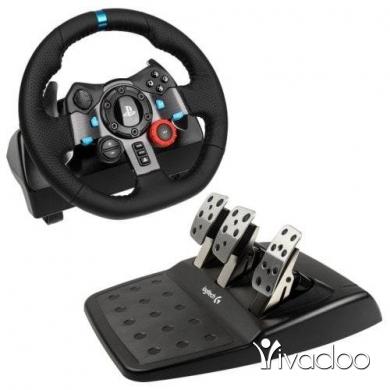 Autre dans Haret Hreik - logitech Driving wheel G29