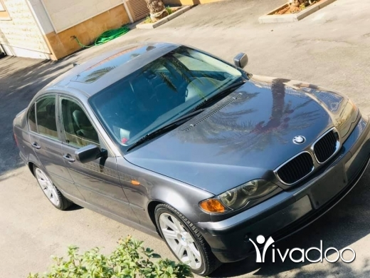 BMW in Beirut City - bmw e46 2003