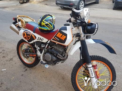 Honda in Beirut City - Baja xlr