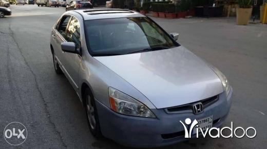 Honda in Beirut City - Honda Accord 2003 automatic