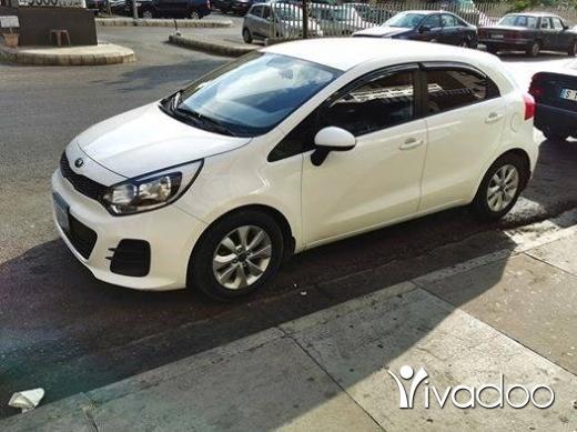 Kia in Saida - Kia rio 2015 full abs airbag sensors super clean