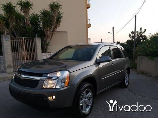Chevrolet in Jbeil - 2006 Chevrolet Equinox LT Awd fully loaded