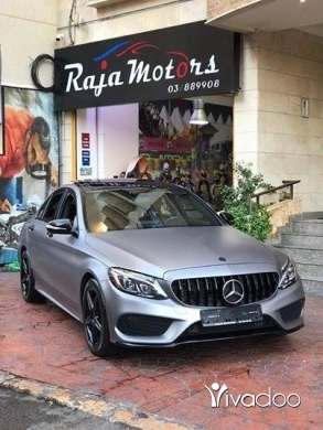 Mercedes-Benz in Beirut City - Mercedes-Benz C300 2015