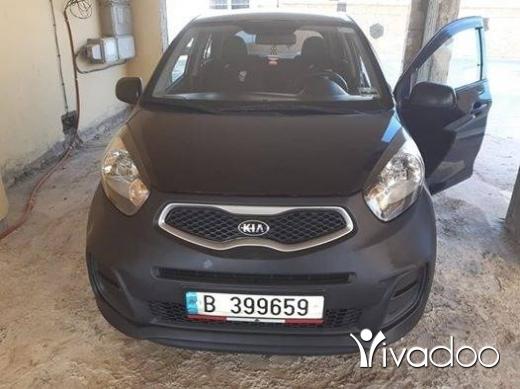 Kia dans Tripoli - للبيع سيارة كيا بيكانتو موديل 2015 دفتر 2019ماعليه ميكانيك