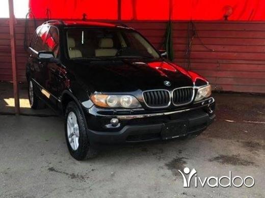 BMW in el-Khalleh - Bmw x5 3.0 Model :2005 كتير النظيف سعر النهائي